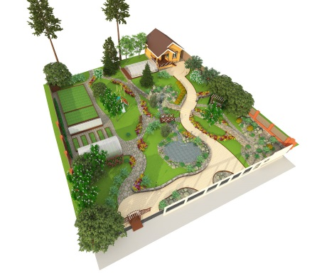 Garden Design CAD Training Courses | Bridgend | Swansea ...